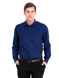 Male Formal Shirt | Corporate Uniform | TSI Apparel | Uniforms Manufacturing in UAE
