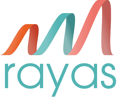 Logo Rayas Diseño web y videos animados