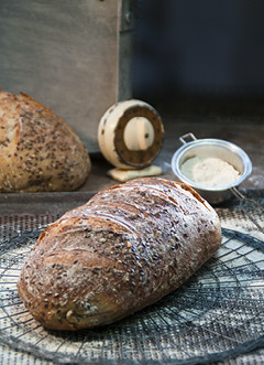 Russell Flax Bread