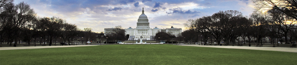 Picture of the U.S. Capital building in Washington DC