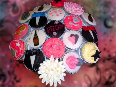 Prom Cupcakes - MAD Cakes Exeter