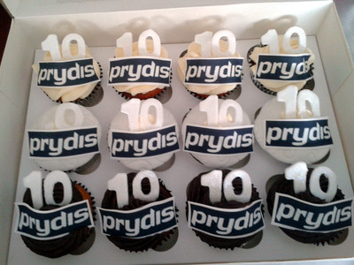 Prydis - Corporate Cakes - MAD Cakes Exeter