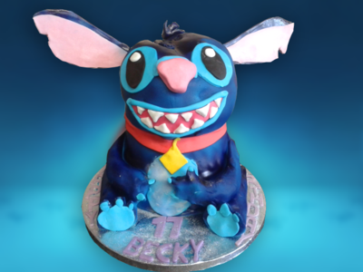 Stich Cake - MAD Cakes Exeter