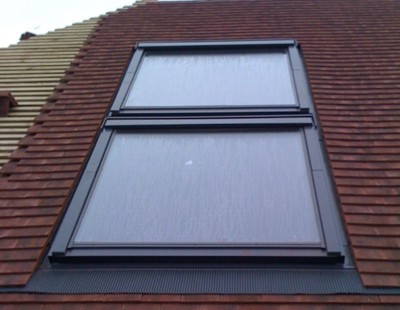 New double Velux window in Old Bexley.