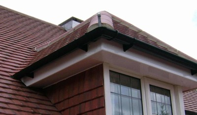 Nice fascia and soffit in bexley.