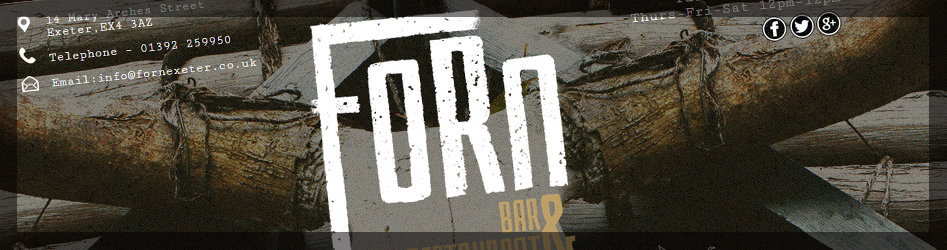 Forn Bar and Restaurant - By GFIVEDESIGN