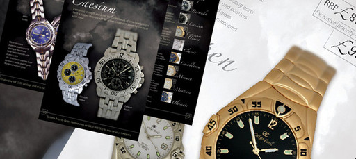 Brochures by Gfive Design