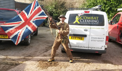 Combat Cleaning -Construction Cleaning