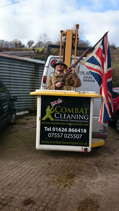 Combat Cleaning - Cherry Picker