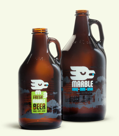 Marble Brewery Growler and Howler, Albuquerque, NM