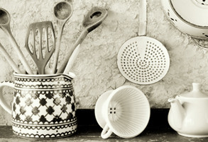 MFA Kitchen Utensils