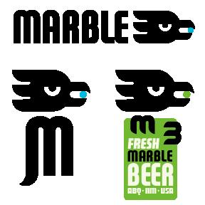 Ripe Inc Marble Brewery Branding Craft Beer Re Branding