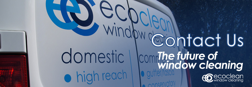 Contact Eco Clean Window Cleaning