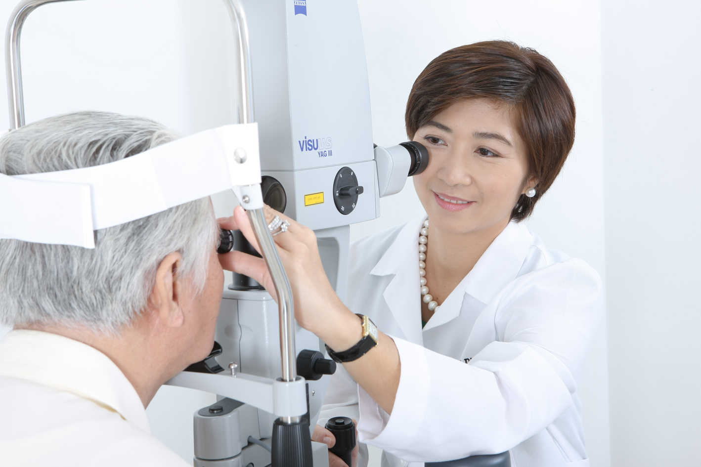 Dr Nam Eye Exam