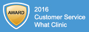 What Clinic Customer Service Awards