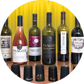 Prestigious wines amongst our customer base.