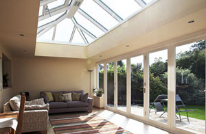 The new orangery interior