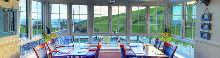 The Restaurant Bay Windows