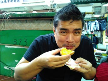 Kowloon Food Tour - Egg Tart