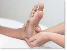 Reflexology services from Relax and revive Totnes Devon