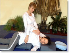 Shiatsu services from Relax and revive Totnes Devon