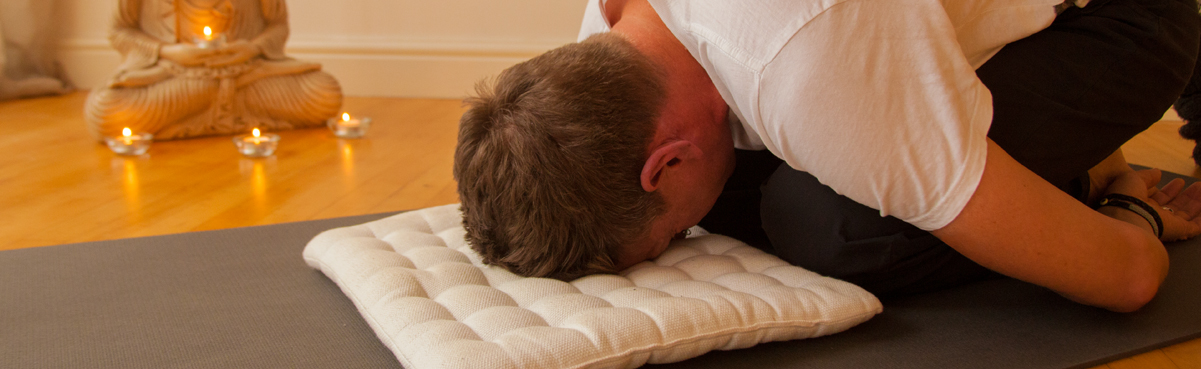 Restorative yoga image should appear