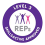 Personal Trainer Level 3 REP's Skills Active Approved