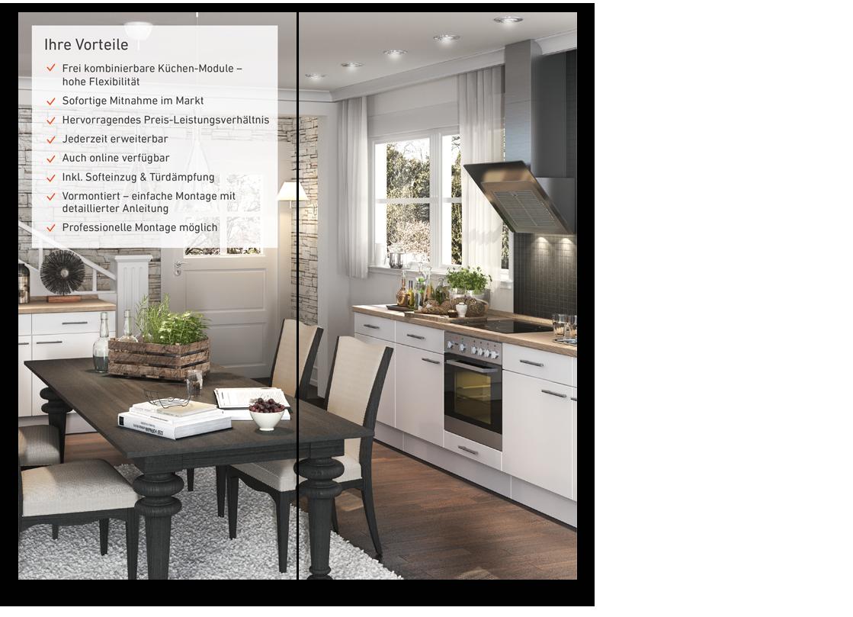 flyer f r kiveda k chen. Black Bedroom Furniture Sets. Home Design Ideas