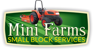 Mini Farms - Small Block Services