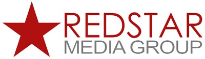 logo for Redstar Media Group