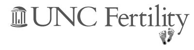 unc fertility logo