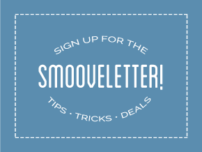 Sign up for the Smooveletter!