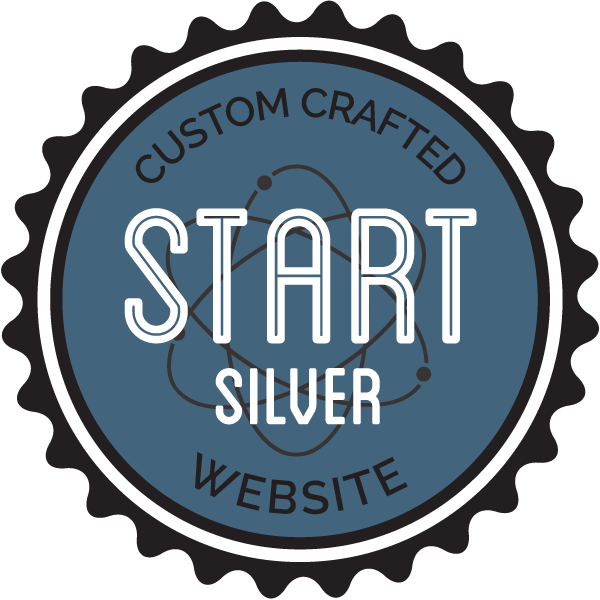Small business starter custom designed pay monthly website package