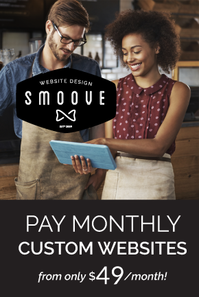Pay Monthly Custom Websites by Smoove