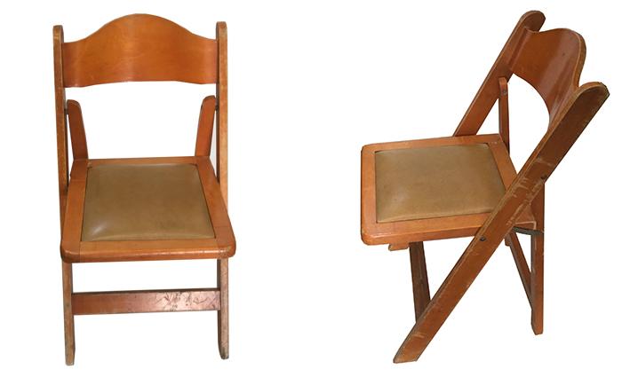 מפואר כסאות מתקפלים NX-97