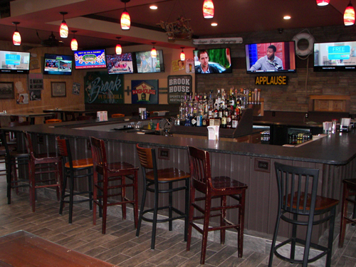 Brookhouse Sports Pub Restaurant Lanesboro Ma Restaurants