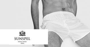 Sunspel Underwear