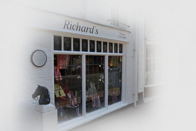 Richard's Menswear - Budleigh Salterton