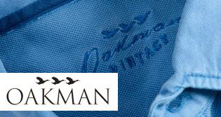 Oakman Shirts