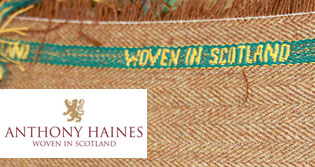 Anthony Haines - Woven in Scotland