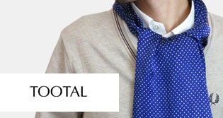 Tootal Silk Scarves