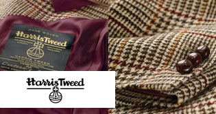Harris Tweed of Scotland