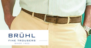 BRUHL Trousers