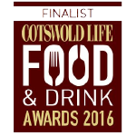 2016 Finalist Cotswold Life Food & Drink