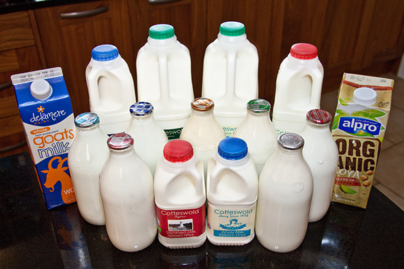 Cotteswold Milk