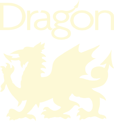 Welsh Dragon Logo