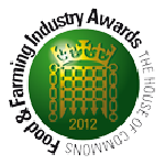 2015 Winner Food & Farming Industry Award