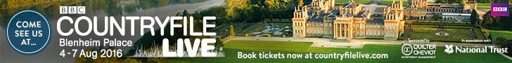 Countryfile Live Blenheim Palace