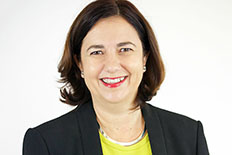 Annastacia Palaszczuk Queensland Award Winner