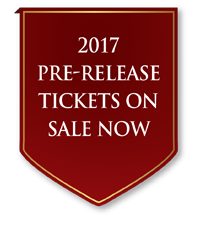 Pre release tickets available